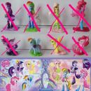 Kinder figurice My little pony-Equestria girls,.