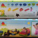 Lego Duplo 10503, Cirkuška predstava