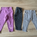 Tanke hlače in legice 86 92