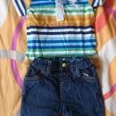 Majica in hlače 68, 6€