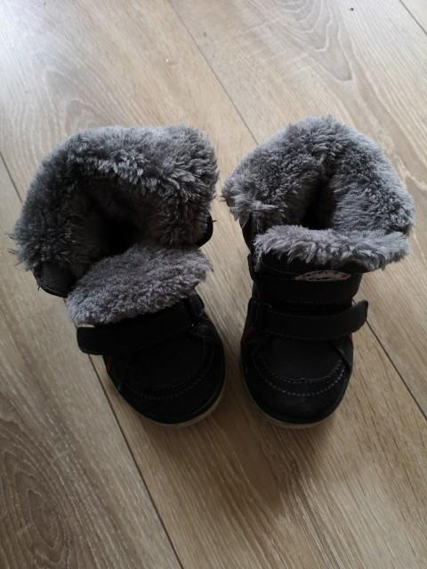 Čevlji fantek - foto