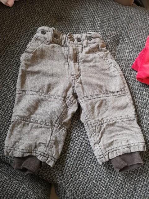 HM hlače 74, 5€