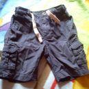 Kratke hlače H&M št. 86, par krat nošene, 2€