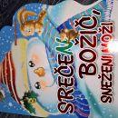 srečen božič knjiga 5€