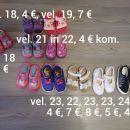 Punčka čevlji 18-23