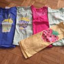 majice kratek rokav 104-110