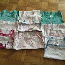 spodnje majice 104-110