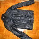 Usnjena jakna Promod, št. 36