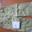 tanke poletne hlače