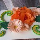 oranžne vrtnice