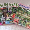 revije in knjige