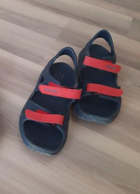 Crocs sandali velikost 31, 13eur