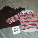 1x puli in 1x majica z videzom srajce