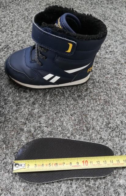 Fantovski reebok škornji št. 22 - foto