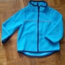 Fleece modre barve vel 86