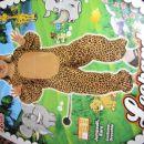 Pustna obleka Leopard