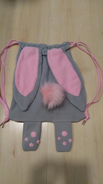 **otroški nahrbtnik bunny** - foto