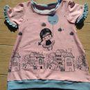 **oblekca/tunika za malo princesko **