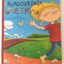 Knjiga Radovedna Metka, kot nova, 6€