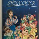 knjiga Sneguljčica, 3.50€