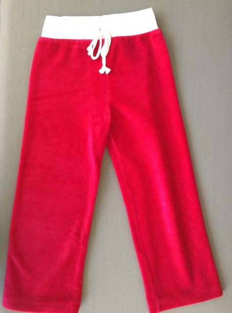 Rdeče hlače, 2€