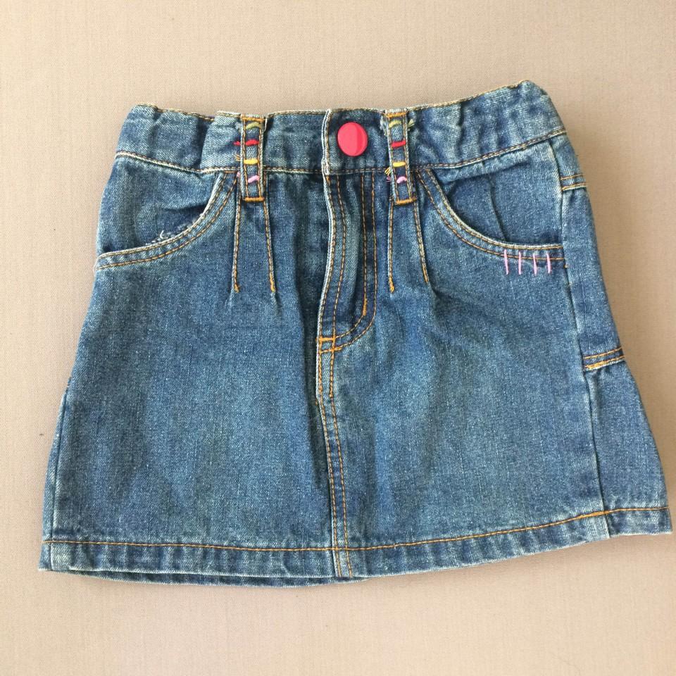 Jeans krilo, 92, 2,50€