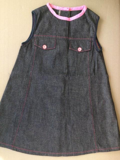 Jeans oblekica, 2,50€
