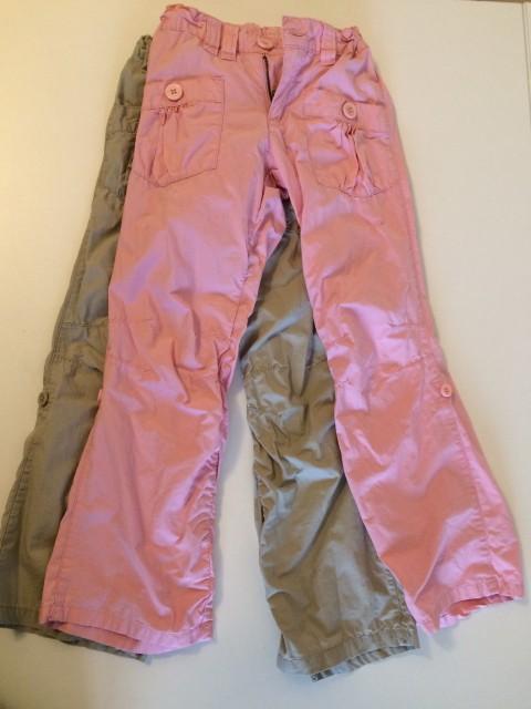 Tanke hlače, 110-116, 4€ vsake