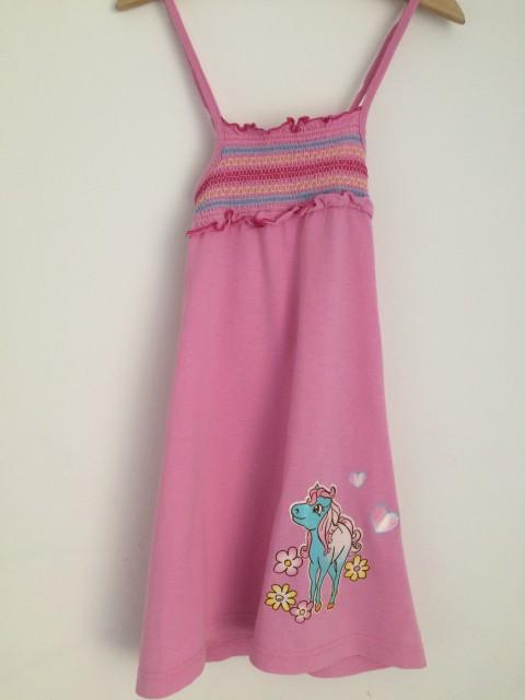Poletna oblekica 110, 3€