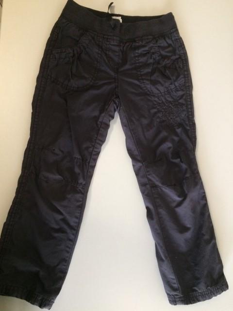 Sive zimske hlače, 110, 6€