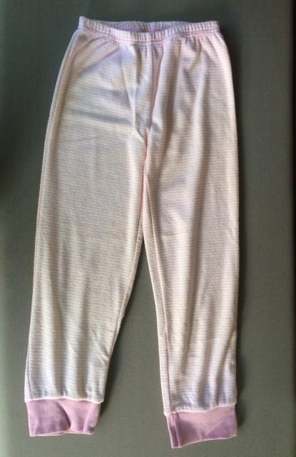 Pižama 110-116, frotir, 3€