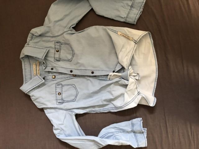 Dekliška oblača 98-122 - foto