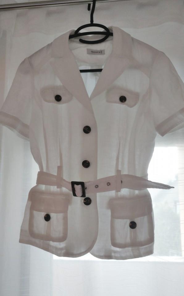 Bela jakna, XS-S (34-36)