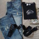 Komplet oblačil XS (34)