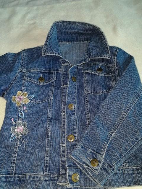 Jeans  jakna 8 let
