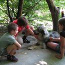 Čita je srečna med otroki