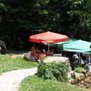 in prelep prostor za piknik.