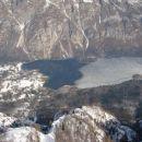 Bohinjsko jezero ~ zamrnezo 50-50