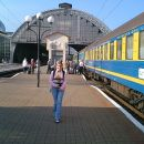 Železniška postaja Lvov
