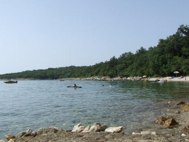 KRK - Njivice plaža