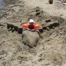 MEDULIN - MIG 29 na plaži