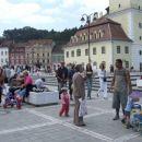 Brasov - staro mesto center