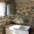 Umivalnik na gradu v Rasnovem