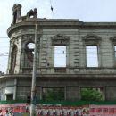 Bukarešta - propadajoča zgradba