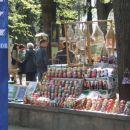 Tržnica  s spominki Chisinau