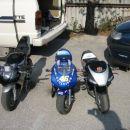 Pa še malo motorčkov.