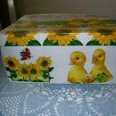 Škatla za mojo hčerkico