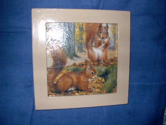 Veverički za darilo prijateljici