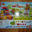 Lego kocke duplo - 26 eur - popolnoma nove, neuporabljene, a le odprte.