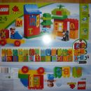 Lego kocke duplo - črke NOVO 25 eur